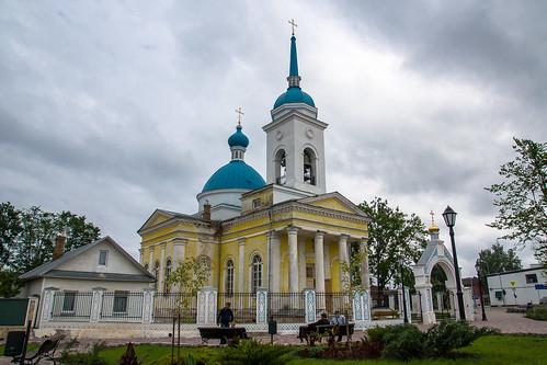 Ludzos stačiatikių ortodoksų cerkvė