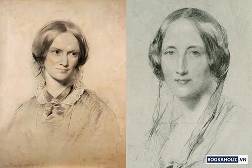 Charlotte Brontë and Elizabeth Gaskell