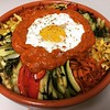 Homemade Bibimbap for dinner! Yummy!  Now a staple for us @clinteroni1 #bibimbob #bibimbab #bibimbap #bibimbop #koreanfood