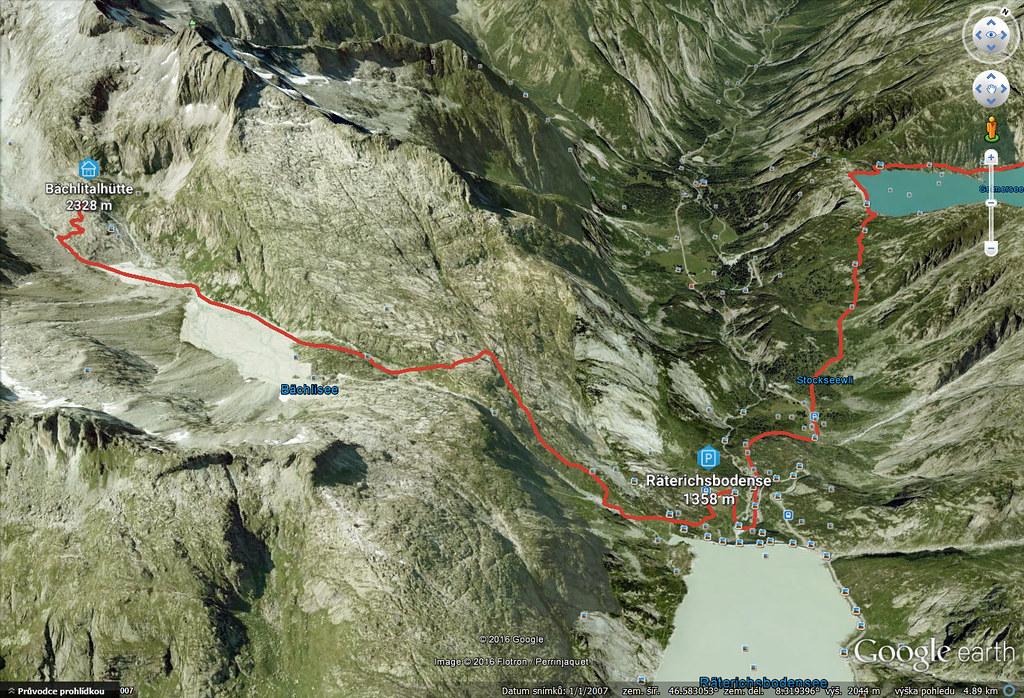 Diechterhorn (day 3, h.r. Swiss Glacier) Urner Alpen Switzerland photo 02