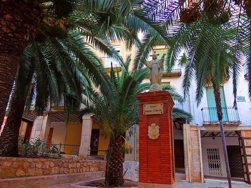 <Plaza Sagrado Corazón> Beas de Segura (Jaén)