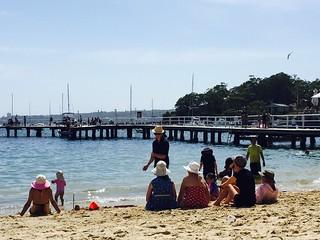 Зображення Balmoral Beach.