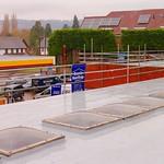 Elastathane 25 liquid applied polyurethane coating, Oxted