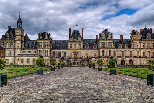 Château de Fontainebleau - HDR