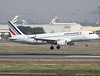 """Air France. Livery """"PARIS Ville Candidate Au Jeux Olympique 2024""""."""