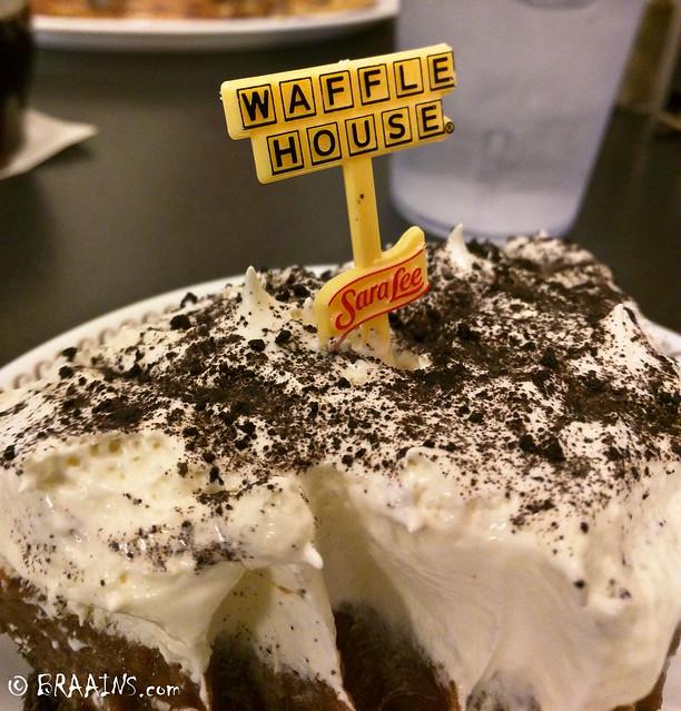 Waffle House pie