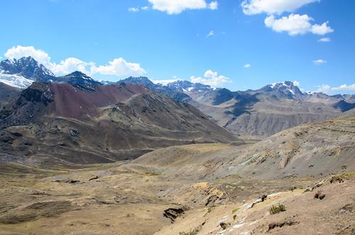 southamerica trekking peru ausengate mountain palomani