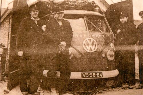 VS-58-84 Volkswagen Transporter kombi 1966