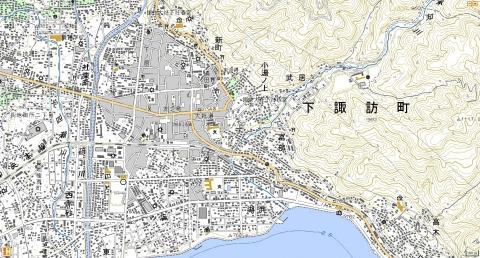 長野県下諏訪町