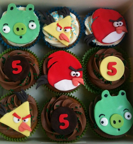 Angry Birds by Sugar Daze