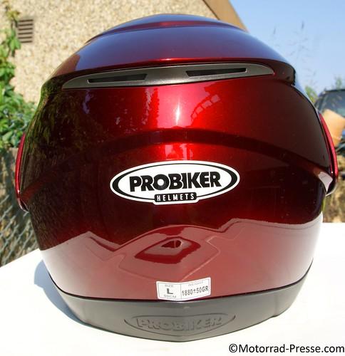 Probiker KX 5 von hinten
