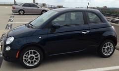 Fiat 500 Pop Verde Azzuro