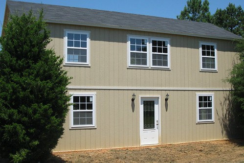 Installed garages recreation buildings offered at the home depot