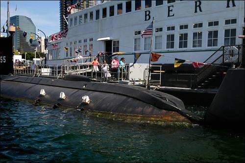 USS Dolphin Submarine
