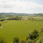 Landscape shot at Dinefwr