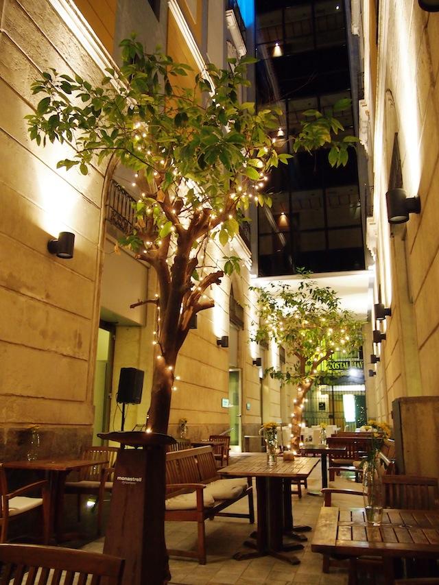 Alicante Monastrell tapas bar