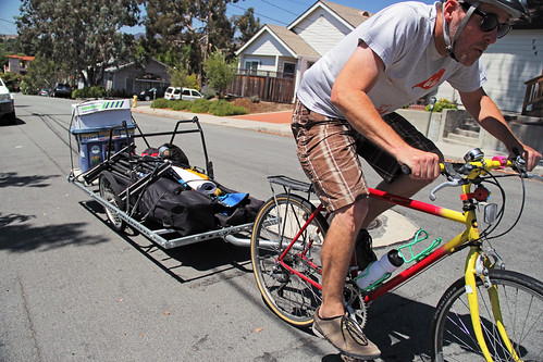 The Uphill Haul from Bike Valet - SLO County Bicycle Coalition