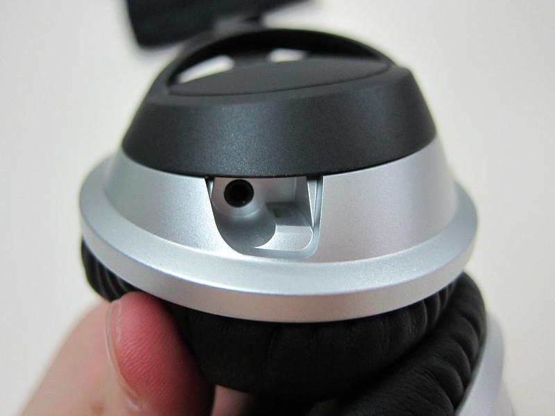 Bose AE2i - Audio Jack