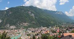 Interlaken: levné ubytování