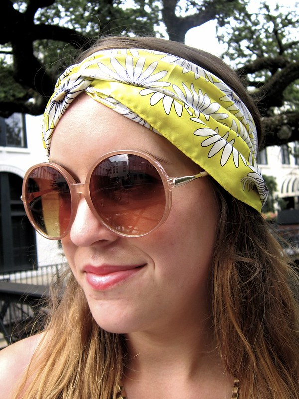 style tab, boston blogger, turban headband,