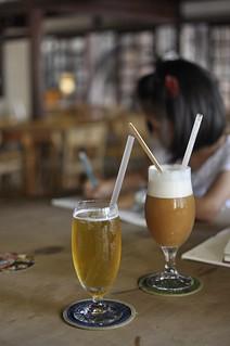 20130517-霜乳奶茶與綠茶-1
