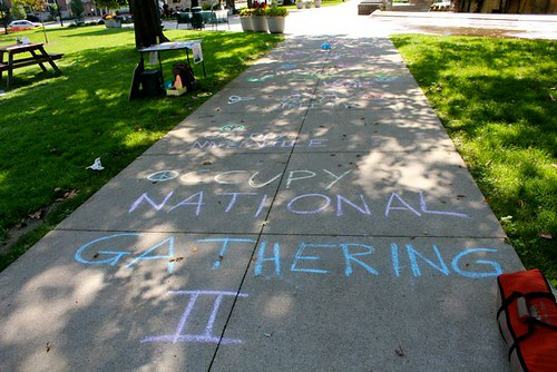 The Occupy Wall Street (Inter) National Gathering - NatGat #2....The Report | MyFDL