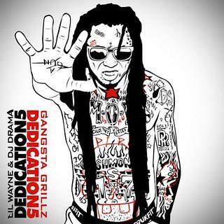 Lil Wayne & Dj Drama Dedication 5 MIXTAPE DOWNLOAD