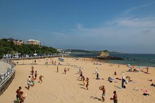 Playa del Camello 의 이미지. playa santander cantabria platja palas