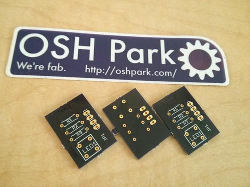 OSH park board