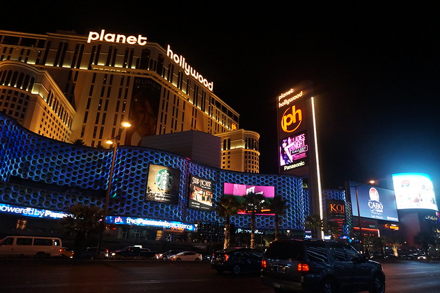 Hotel Planet Hollywood