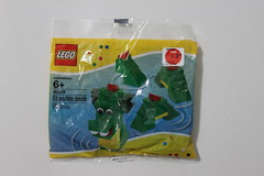 LEGO Seasonal Brickley The Sea Serpent (40019)