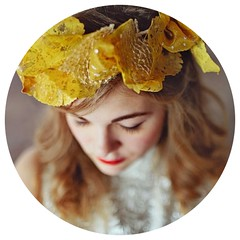 Leaf Crown Bridal Halo