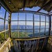 Shuckstack Fire Tower by Frank Kehren