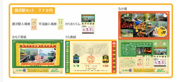 Enoden Ticket