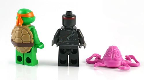 Nickelodeon Teenage Mutant Ninja Turtles LEGO 79100 Kraang Lab Escape 08