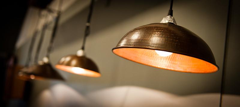 Copper Lighting