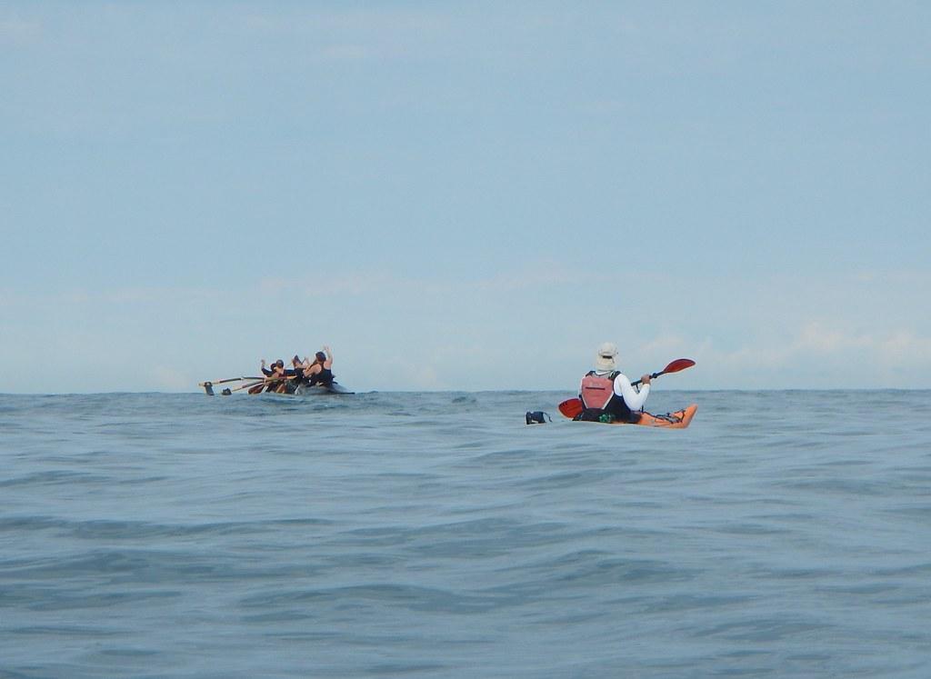 Canoas hawaianas