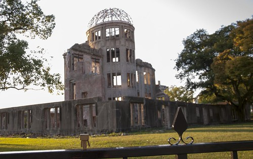 ダンボーと原爆ドーム
