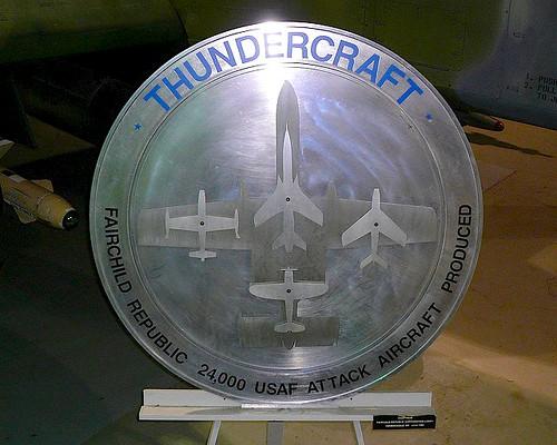 thundercraft plaque