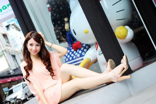 2013 10 台北東區時尚風雪菁外拍