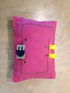 Sewn Circuits