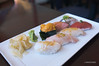 #Dinner Omakase sushi set at Murasaki Restaurant, Costa Mesa ( #photography #foods #japanese #X100 )