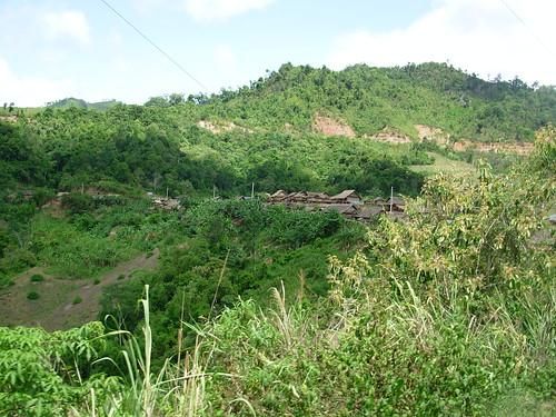 Phonsavan-Luang Prabang-route (4)