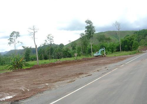 Houaisai-Luang Namtha-route (9)