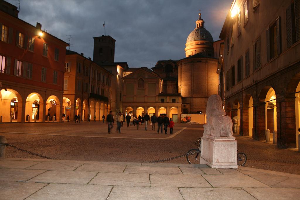 14. Plaza de San Próspero. Reggio Emilia. Autor, Sergiobarbieri