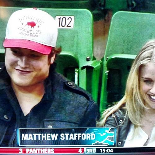 Matthew Stafford Sportiqe Hat - ESPN