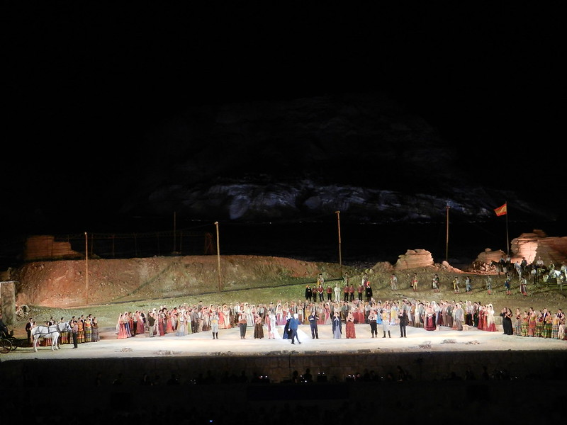 Масада Фестиваль оперы