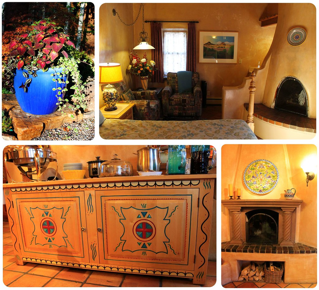 El Farolito B&B Santa Fe in New Mexico