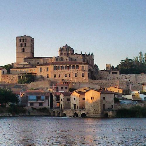 Itinerario del Sendero GR 14. Catedral de Zamora