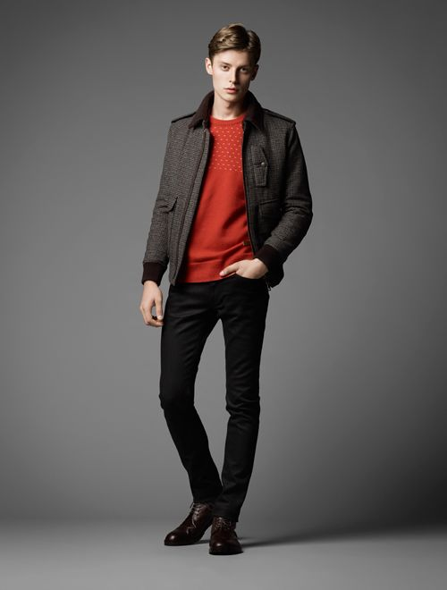 Janis Ancens0011_BURBERRY BLACK LABEL AW13